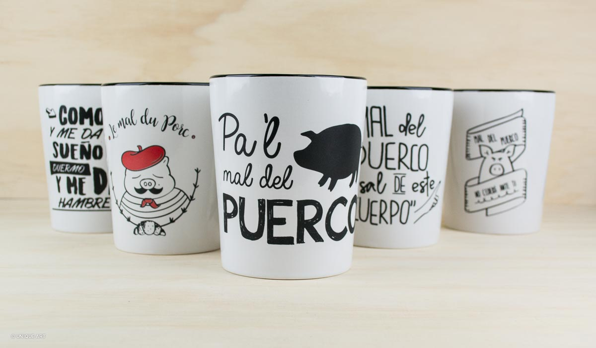Unique art dise o a tu alcance productos personalizados for Menaje por mayor